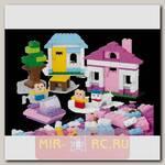 Конструктор Kiddy Bricks - Дом с фигурками