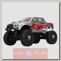 Радиоуправляемая модель Краулера Losi Micro Trail Trekker 4WD RTR 1:24 (серебристая)