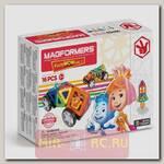 Магнитный конструктор Magformers 770001 Fixie Wow set