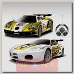 Радиоуправляемый автомобиль-конструктор Mclaren и Ferrari Sport