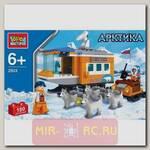 Конструктор Арктика - Полярная станция, 180 деталей