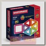 Магнитный конструктор Rainbow, 14 деталей