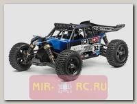 Радиоуправляемая модель Багги Maverick Ion DT 4WD RTR 1:18 влагозащита