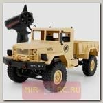 Радиоуправляемая модель Краулера WPL Military Truck 4WD RTR 1:16