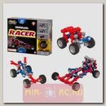 Подвижный конструктор ZOOB Mobile - Racer, 37 деталей