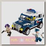 Конструктор Полиция - Battle Force, 148 деталей