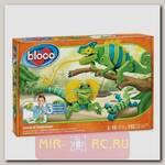 Конструктор Bloco 30231 Ящерицы и Хамелеоны