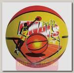 Баскетбольный мяч с рисунком