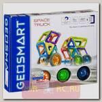 Магнитный 3D-конструктор Geosmart - Вездеход, 43 детали