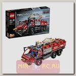 Конструктор 2 в 1 LEGO Technic - Автомобиль спасательной службы