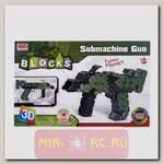 3D-конструктор Автомат, 521 деталь