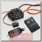 Бесколлекторная система Ezrun Combo Max8/TRX Plug для моделей масштаба 1:8