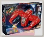 Конструктор Космический летательный аппарат, 159 деталей