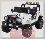 Детский электромобиль WXE Wrangler 4WD 2.4G (белый)