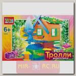 Конструктор Тролли удивительные - Домик, 216 деталей