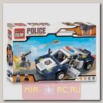 Конструктор Police - Battle Force, 307 деталей