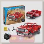 Радиоуправляемый конструктор Cada deTech Pickup Truck (Large Chassis) (549 деталей)
