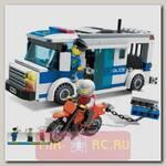 Конструктор Полиция - Побег, 204 детали