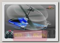 Радиоуправляемый вертолет JiaYuan Pocket Eidolon-S5 3CH ИК-управление без гироскопа