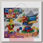 Пластиковый конструктор Kosmo Blocks, 102 детали
