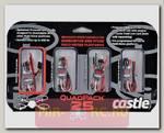 Комплект из 4х регуляторов оборотов Castle Creations QuadPack 25A для квадрокоптеров