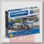 Конструктор CLICFORMERS 802002 Police set (72 детали)