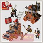 Конструктор Red Сliff - Средневековые баталии, 232 детали