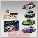 Радиоуправляемый автомобиль-конструктор Mclaren, Ferrari, Aston Martin и Porsche 'Полиция'