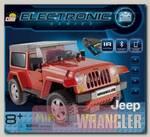 Радиоуправляемый пластиковый конструктор COBI «Jeep Wrangler»