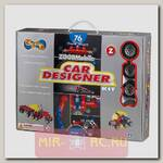 Конструктор Zoob Mobile Car Designer Kit, 88 деталей