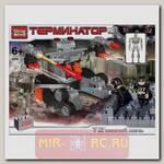 Конструктор Терминатор-2 - Стреляющий робот, 200 деталей