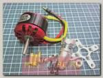 Электродвигатель бесколлекторный EMP C3530/14 KV1100 (авиамодельный)