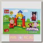 Конструктор Лунтик и его друзья - Мила, 30 деталей