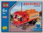 Конструктор Городской транспорт - Бензовоз, 218 деталей