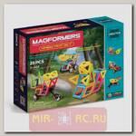 Магнитный конструктор Magic Pop, 25 деталей