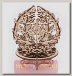Деревянный 3D конструктор Ugears Механический цветок