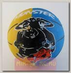 Баскетбольный мяч Monster № 7, цветной