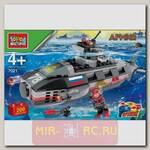 Конструктор Армия - Подводная лодка, 200 деталей