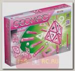 Магнитный конструктор Pink, 68 деталей