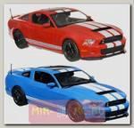 Машина р/у Ford Shelby GT500 (на бат., свет), 1:14
