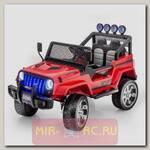 Детский электромобиль Little Sun Red Jeep 12V 2.4G