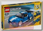 Конструктор Лего Креатор - Гоночный автомобиль