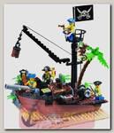 Конструктор «Разбитый корабль», 178 деталей