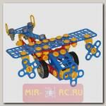 Конструктор Изобретатель - Самолет №2, 144 детали