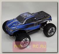 Радиоуправляемая модель Монстра HSP CrazyIst 4WD RTR 1:10 (синяя) влагозащита
