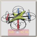 Радиоуправляемый квадрокоптер Fly-0244 (на аккум., голосовое управление)