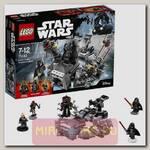 Конструктор Лего Star Wars - Превращение в Дарта Вейдера