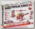 Радиоуправляемый 3D-конструктор SDL Популярная механика набор №32