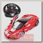 Радиоуправляемая машина MZ Ferrari La Ferrari 2088F 1:10 Gyro-руль (открываются двери) + акб