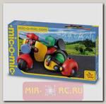 Конструктор Build and Play - Мотоцикл трехколесный